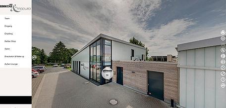 360 Grad Panoramatour Ebbecke & Friseure