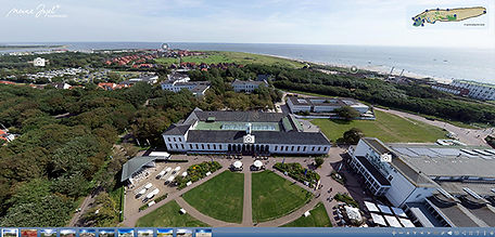 360 Grad Panoramatour Insel Norderney