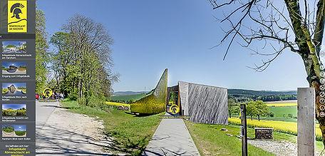 360 Grad Panoramatour Römerschlacht am Harzhorn