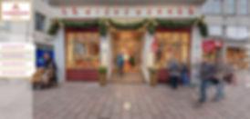 360 Grad Panoramatour Weihnachtsmarkt Göttingen