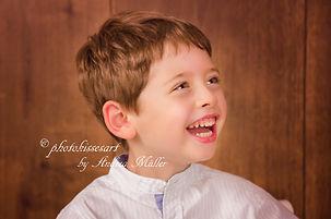 lachendes Kind, Kindershooting aus Hilden