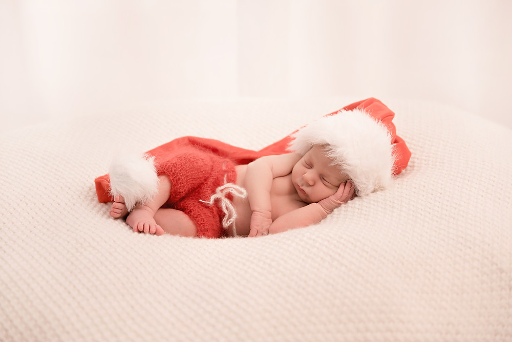 Weihnachten, Fotografie Andrea Müller, Babyfotografie