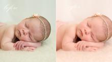 Babyfotografie: Die Bildbearbeitung