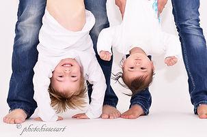 Kinderfoto Überkopf, Kinderfotos aus Hilden