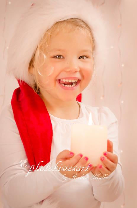 Kinderfotos: Weihnachten