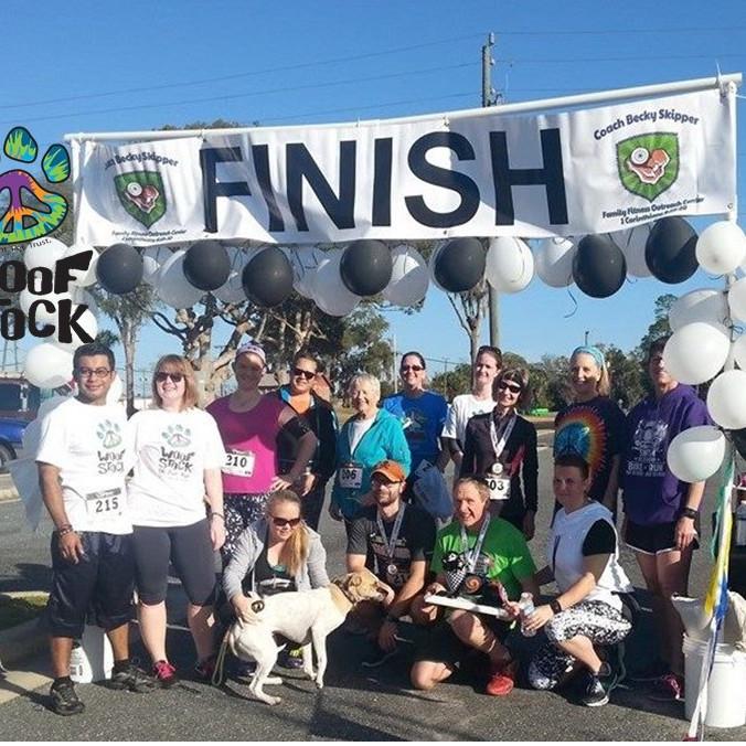 WuffStock 5K Fun Run ~ Sponsored by Allergy & Urgent Care Lake City (1)