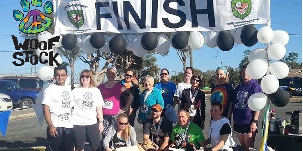 WuffStock 5K Fun Run ~ Sponsored by Allergy & Urgent Care Lake City