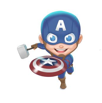 Cap Kid America