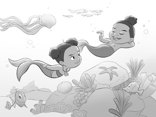 mermaid concept B