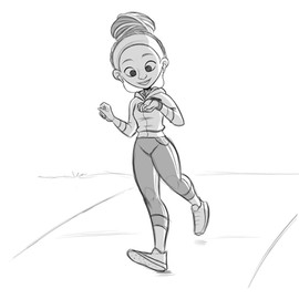 morning jog