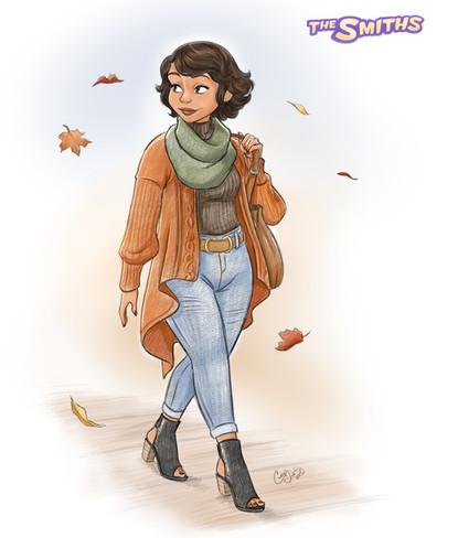 Renee (Fall Look)