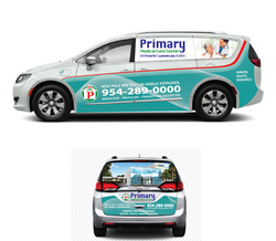 Primary Van