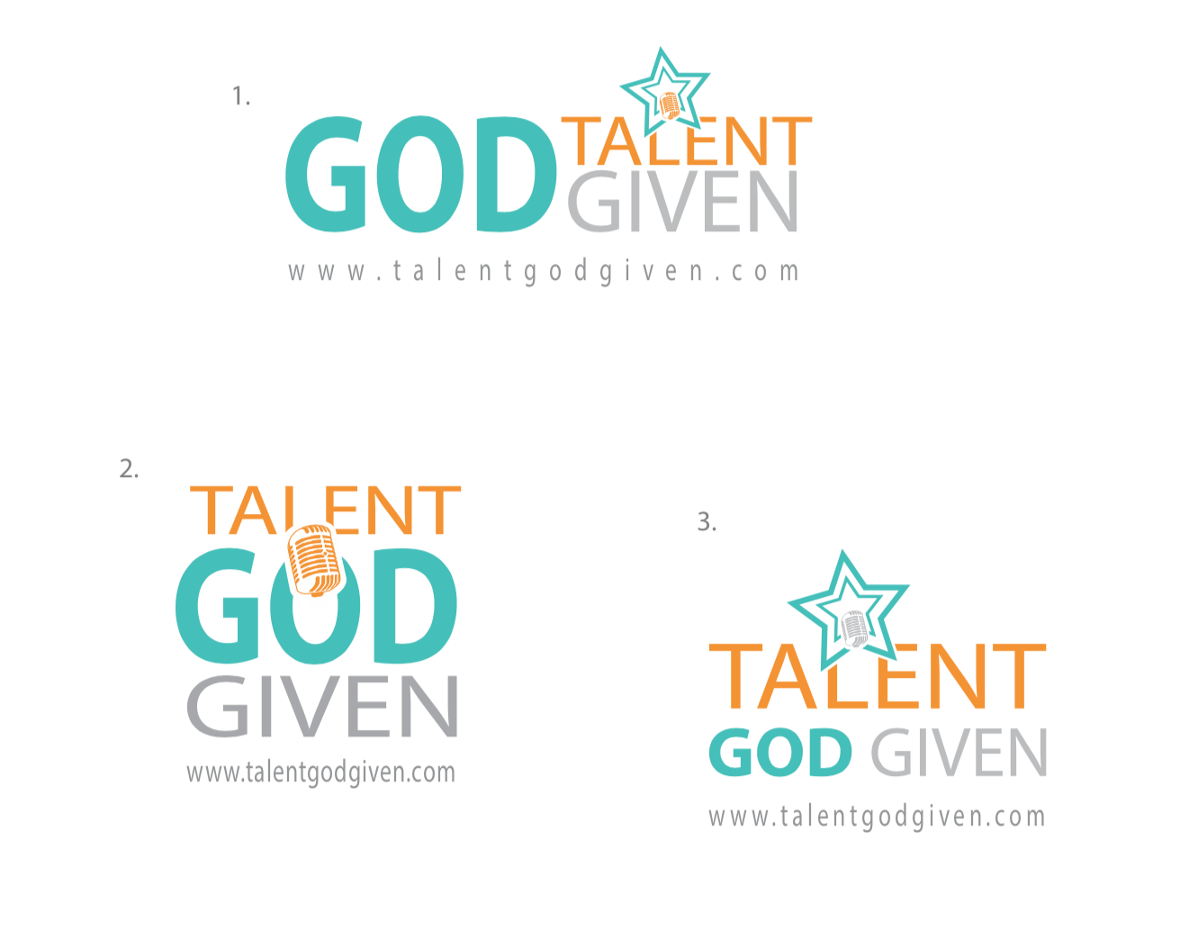 God Talent Logo