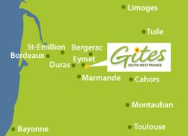 Gites South West France