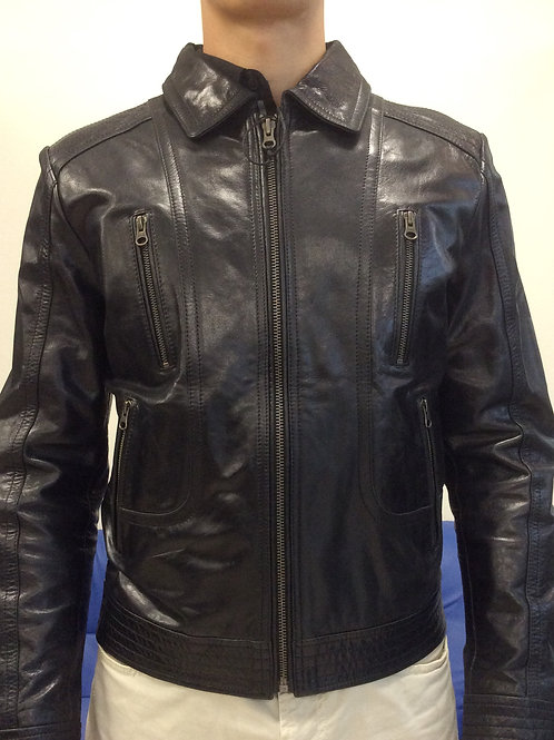 """Куртка мужская кожаная """"Daytona"""" parker"""
