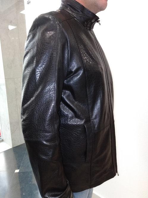 "Куртка мужская кожаная ""Leroy"" 9178"