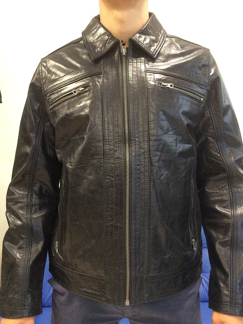"Куртка мужская кожаная ""Daytona"" starwey"