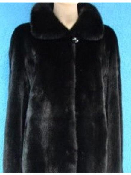"Шуба норковая ""Tsiartas Furs"" №37И"