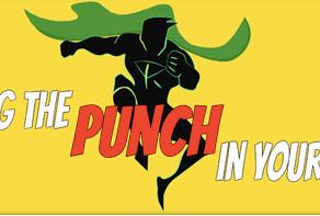 Pitcher avec du punch