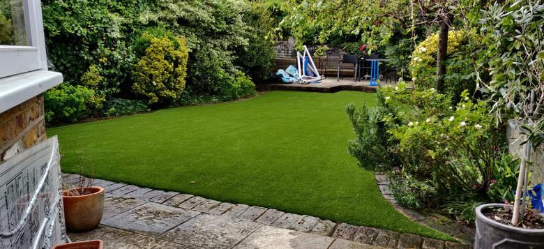 Artificial grass st Albans