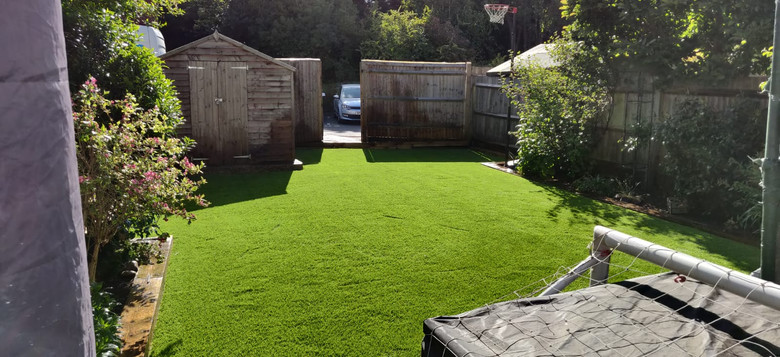 Artificial grass Guilford