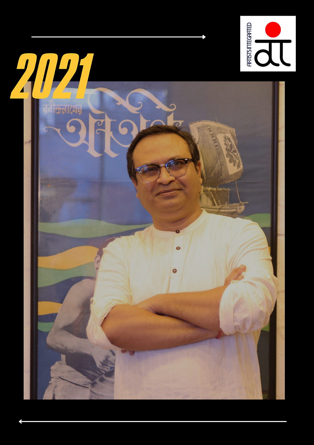 Shubhankar Mazumdar, Founder Director, and CEO, Artists Integrated Business Private Limited