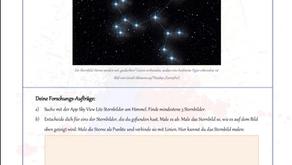 Sternenbilder finden - Sky View