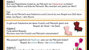Wir experimentieren mit Wörtern - Teil 3 - Kinderuni Saar