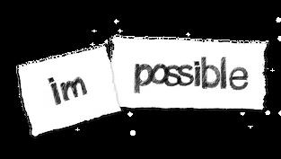 Mathematische Begriffe: unmöglich, möglich oder sicher?