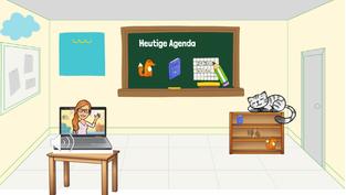 Das virtuelle Klassenzimmer