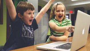 Spiele für Videokonferenzen mit Grundschulkindern