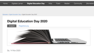 Der 8. Digital Education Day - live aus Köln
