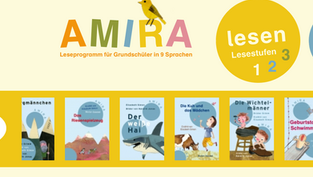 Amira - Leseförderung