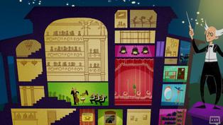 Wie funktioniert ein Opernhaus?