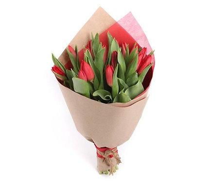 15 Тюльпанов Позитив
