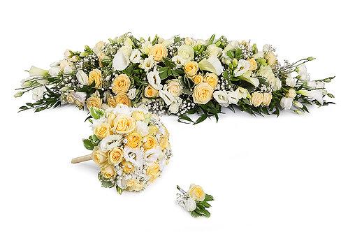 Свадебный комплект №2