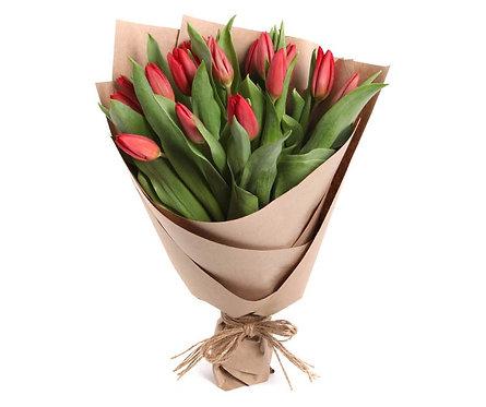 15 Тюльпанов Элегант