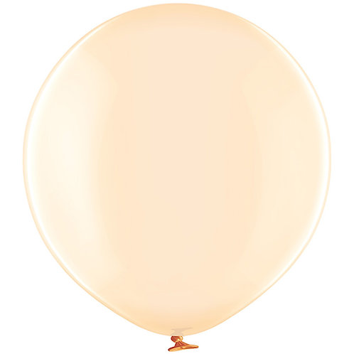 Большой гелиевый шар-сфера диаметром 80-90 см