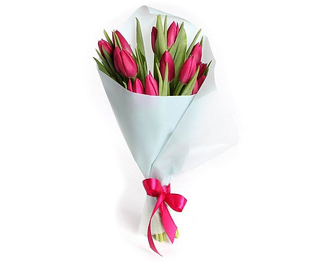 15 Тюльпанов Контраст