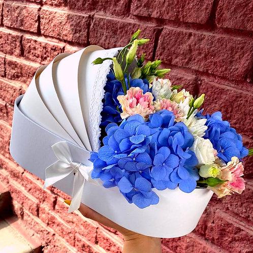Люлька с цветами #2