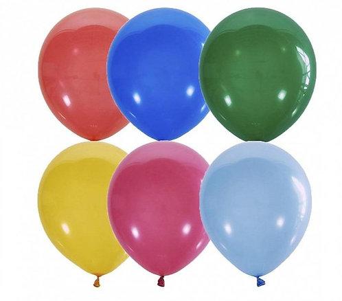 Гелиевый шар диаметром 30 см