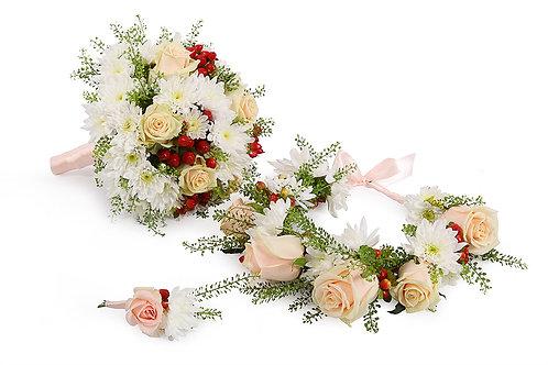 Комплект невесты №3