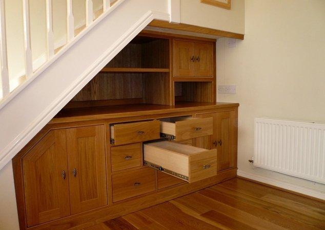 Oak Understairs