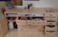 Bespoke Arts Desk
