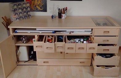 Bespoke Arts Desk