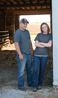 Eric and Lori Nethero