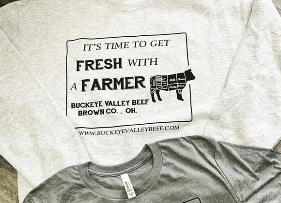 Get Fresh with a Farmer | Cozy Blend Sweatshirt