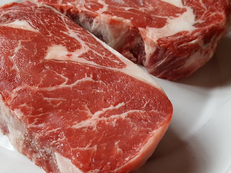 Grass-fed and Grain-fed Beef. What's the Difference?