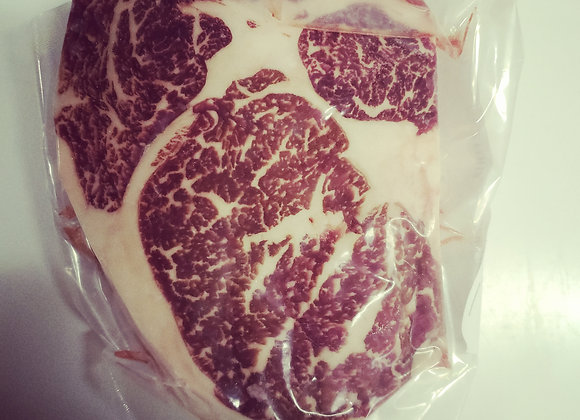PRE-ORDER -  Boneless Ribeye, 1 per package, 8 oz.