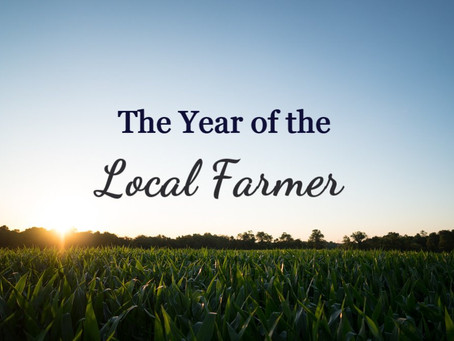 The Year of the Local Farmer